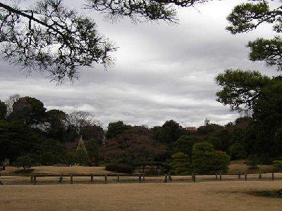 六義園庭園