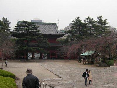 増上寺のじいじ