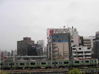 上野から山手線