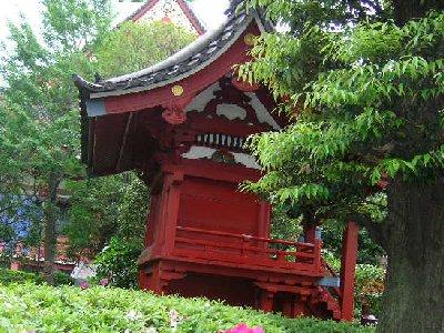 浅草のお寺